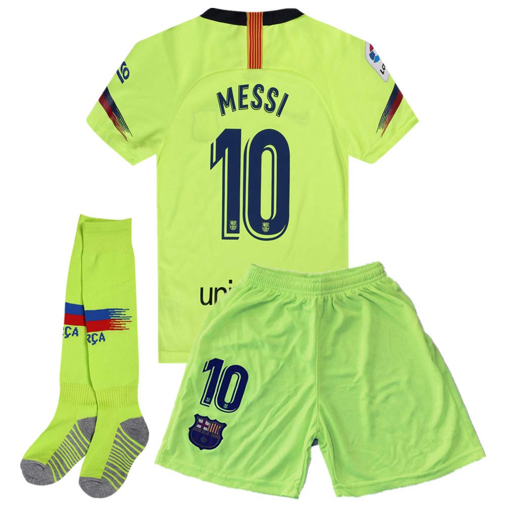 Uxgnighk Kane 10 Home Tottenham Hotspur 2018 2019 Kids Youth Soccer Jersey Shorts Socks Color White Jerseys Sports Fitness Team Sports