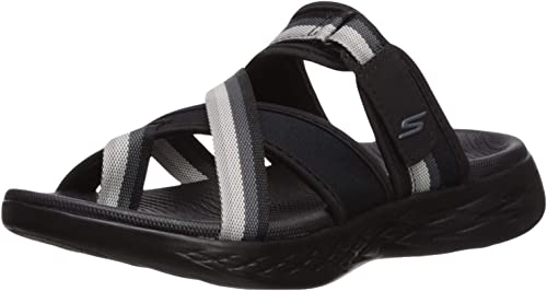 Skechers Women S On The Go 600 Summit Slide Sandal Us Amazon Ca Shoes Handbags