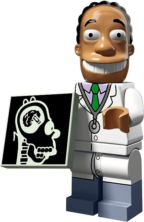 LEGO SERIES 2 SIMPSONS DR HIBBERT  MINT CONDITION