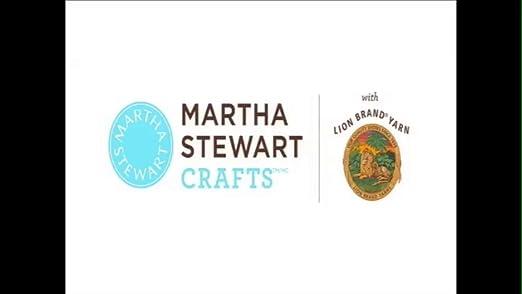 Amazoncom Lion Brand Yarn Martha Stewart Crafts Knit And Weave