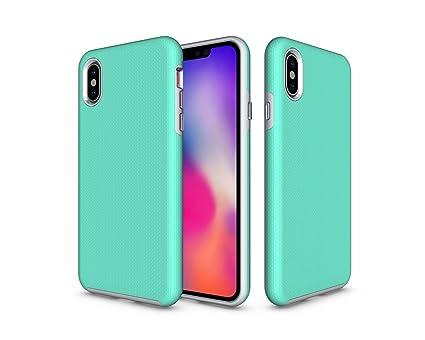 best website b50aa 50e57 Amazon.com: Torubia iPhone 9 Plus Case - Defender Cover Case Pouches ...
