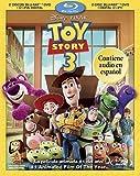 Toy Story 3 (Four-Disc Blu-ray/DVD Combo + Digital Copy) (Spanish Edition) by Disney/Pixar