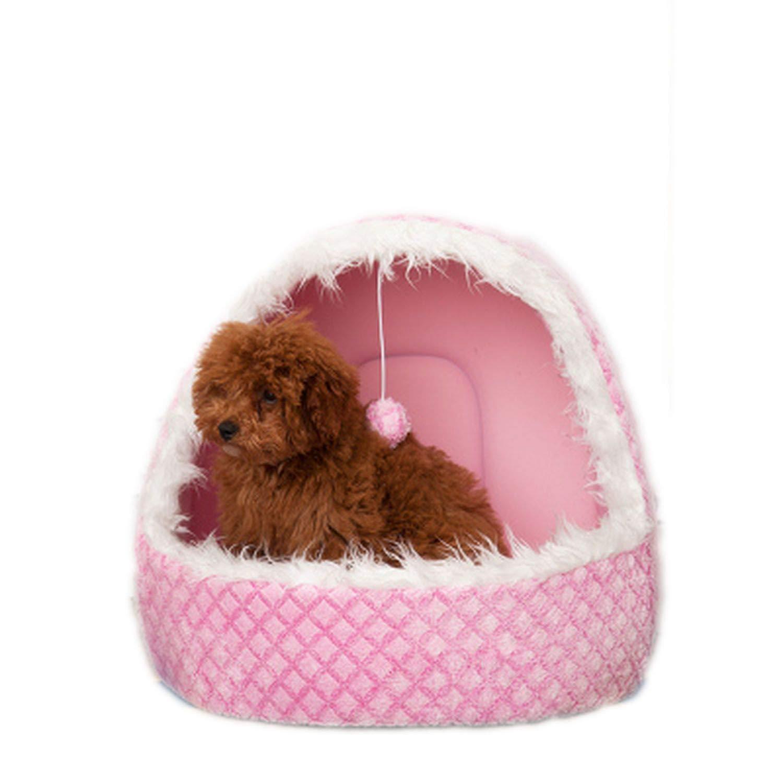 K 404033cm K 404033cm Autumn Winter Teddy Pet Small Dogs House Cat Bag Kennel&Dog Bed Tent,K,40  40  33cm