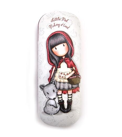 Funda de Gafas Gorjuss Compacta - Little Red Riding Hood