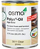 Osmo Polyx-Oil, 3011 Clear Gloss - .750 Liter