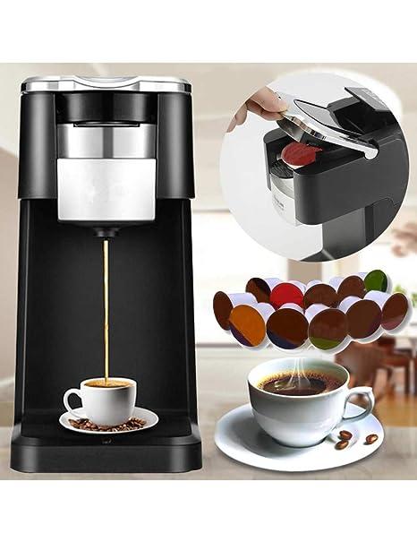 DTBA 220V Cápsula Eléctrica Presión Máquina De Café Espresso ...