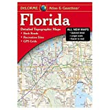 Florida Atlas & Gazetteer (Delorme Atlas & Gazetteer)