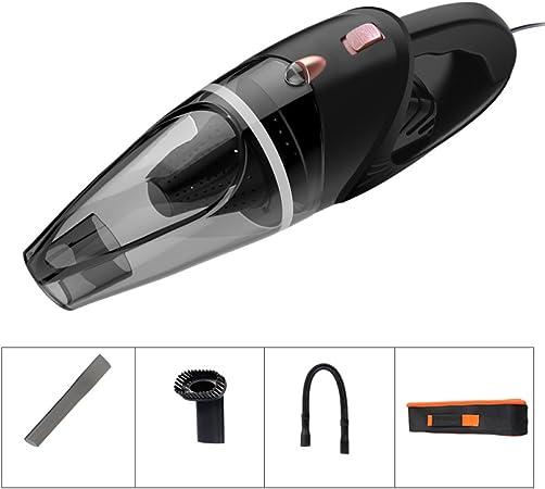 Car Vacuum Cleaners LDFN Aspirador De Coche Inalámbrico Recargable para Automóvil Potente Y De Alta Potencia,Black: Amazon.es: Hogar
