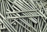 (75) Galvanized Hex Head 5/16 x 5'' Lag Bolts Wood Screws