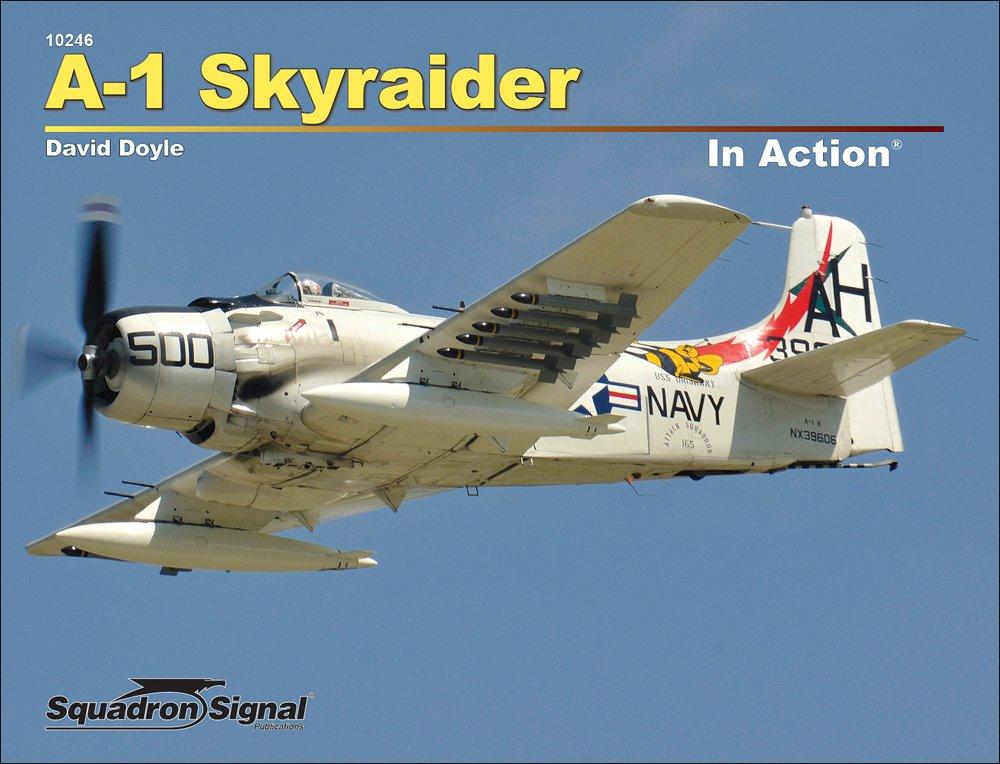 Read Online A-1 Skyraider In Action pdf epub