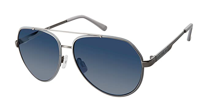 95fea27acd Image Unavailable. Image not available for. Colour  Rocawear Men s R1475  Gungy Aviator Sunglasses