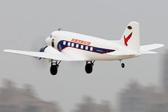 Amazon.com: DYNAM RC Airplane Skybus White 1470mm Wingspan - BNP: Toys & Games