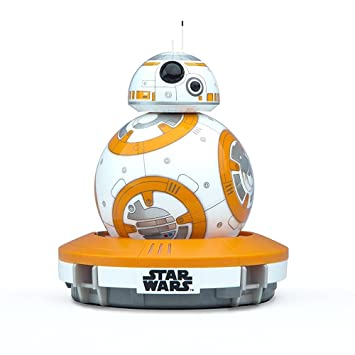 Sphero Star Wars Bb 8 App Controlled Robot Amazon Ca Cell Phones