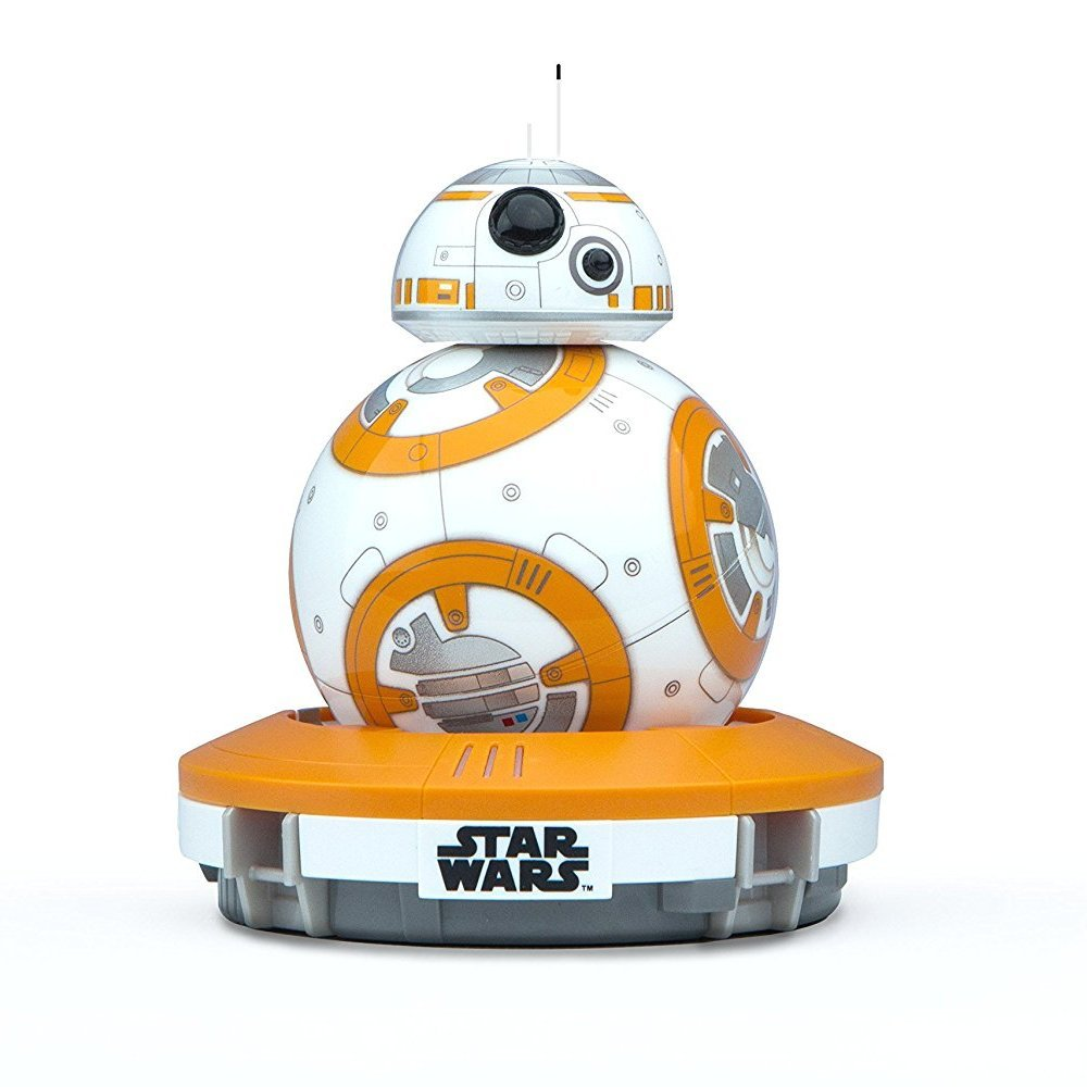 Sphero Star Wars BB-8 The Force Awakens App Enabled Bluetooth Controlled Droid