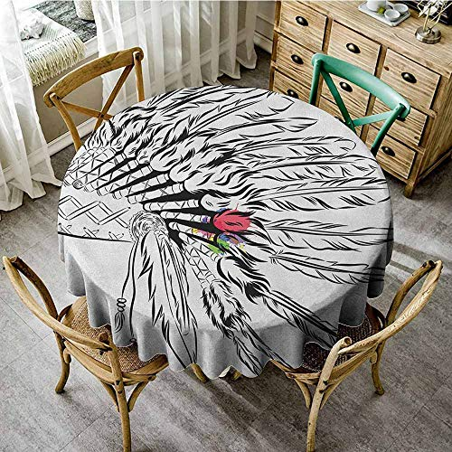 Rank-T Round Tablecloth Party Pack 60