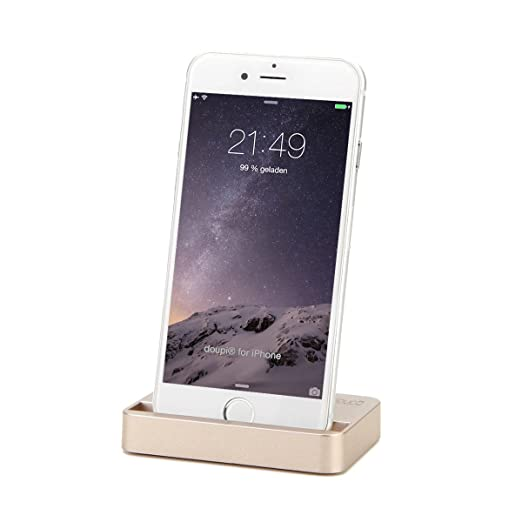 302 opinioni per doupi® Dock Docking Station iPhone 7 / Plus, iPhone 6 6S / Plus, iPhone 5 5S 5C