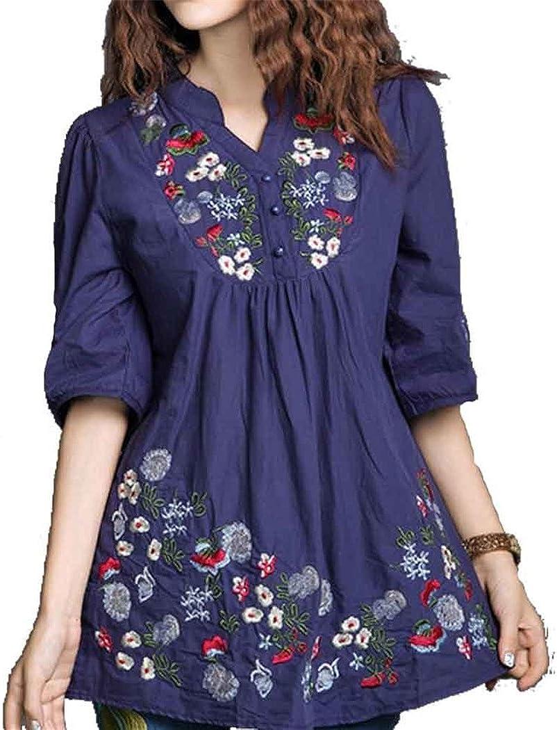 Blusas Bordadas Hermosas Floral Embroidery Blusa Campesina Blusa Mexicana Beautiful Floral Embroidered Blouse