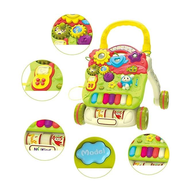 Andador de bebe Baby Walker Trolley para niños Juguetes para niños ...
