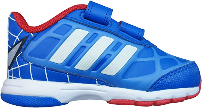 adidas Disney Spider Man CF I Baby Jungen Sneakers Blue 19