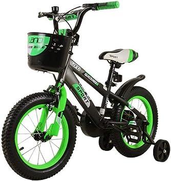 WGYEREAM Bicicleta para Niños, Bicicleta Infantil, Bici del ...