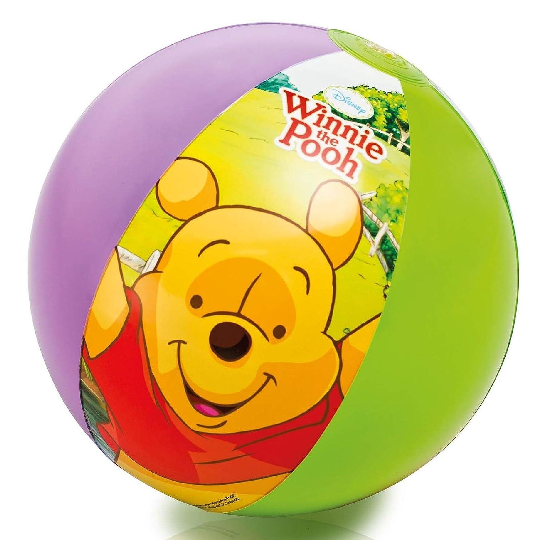 Intex 58025NP - Pelota hinchable Winnie the Pooh diámetro 51 cm, +3 años