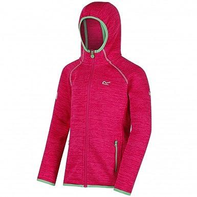 06443b5fce Regatta Boys & Girls Dissolver Full Zip Stretch Fleece Jacket