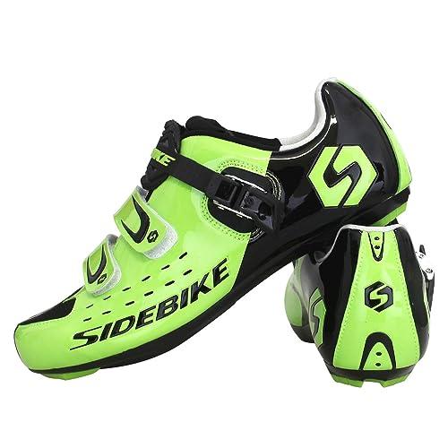 sur les images de pieds de vente de sortie meilleur site web SIDEBIKE Chaussures de Cyclisme avec Pédale & Fixation ...