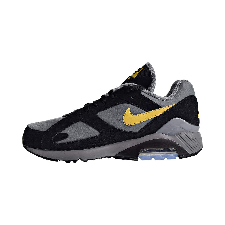 Nike Air Max 180 (schwarz hellgrau gelb) EU 44.5 US 10.5