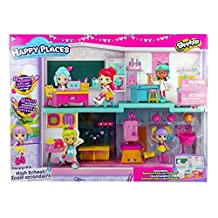 Happy Places ID56505 -Shopkins-High School Playset