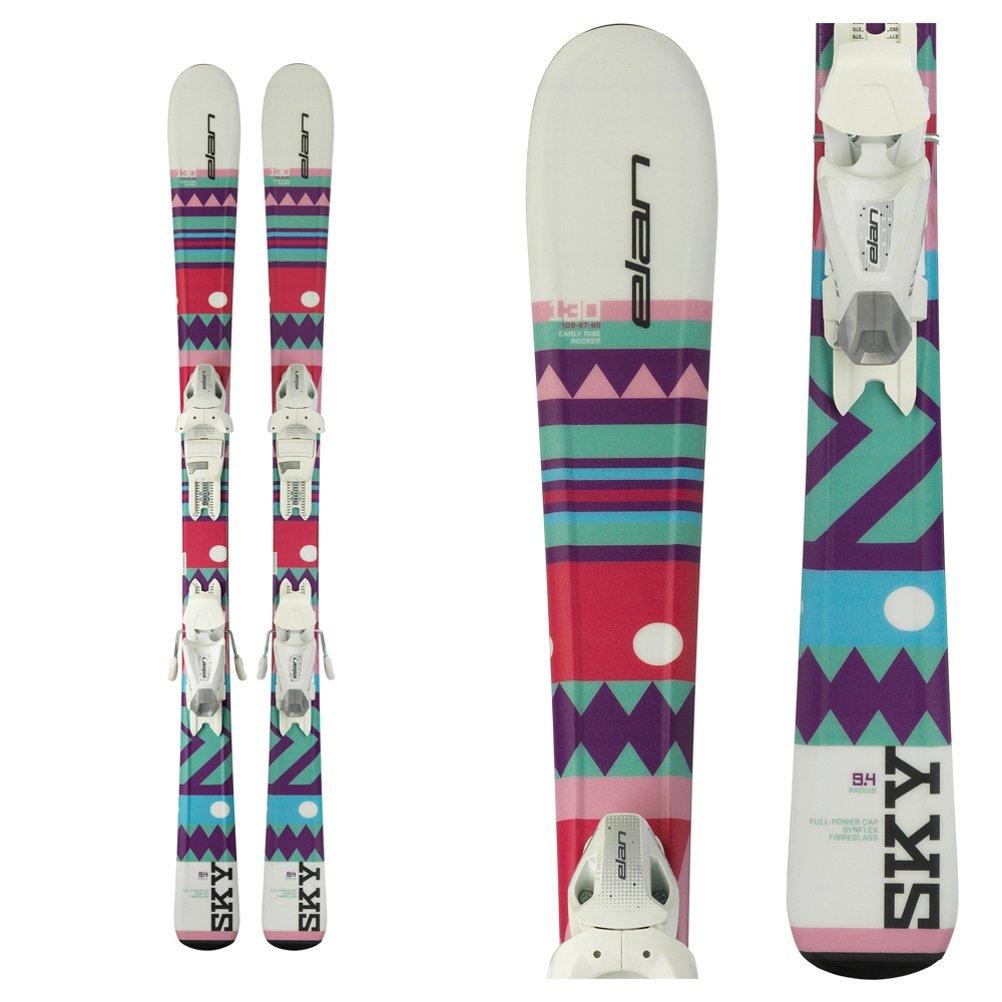 Elan Sky Kids Skis with EL 4.5 Bindings 2018 - 90cm