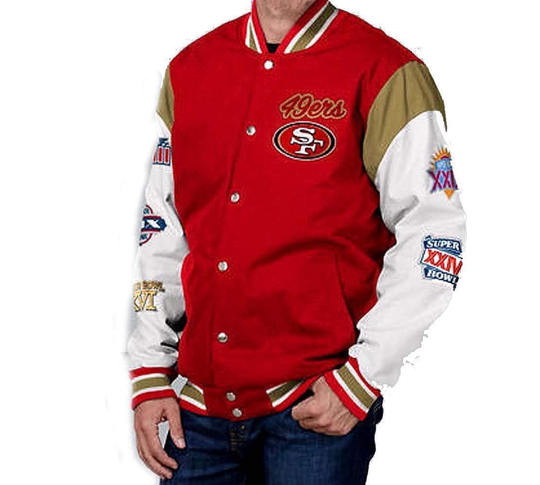 sale retailer a0984 d601d Amazon.com: San Francisco 49ers Commemorative Super Bowl ...