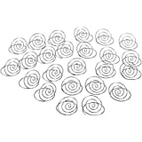 Darice VL12421SP Wedding Table Top Place Card Holder, 24-Pack