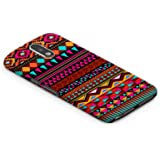 Cover Affair Aztec Printed Back Cover Case for Moto G4 Play / Moto G (4th Generation) Play