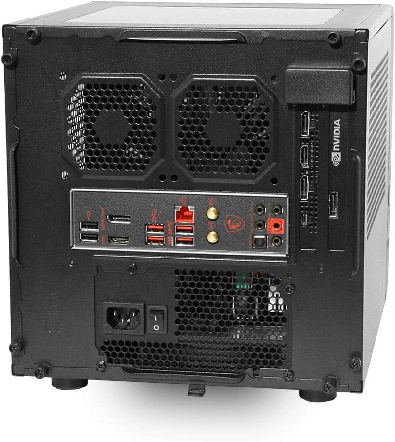 Amazon.com: MITXPC Ray Tracing Mini Gaming PC Core V1 ...