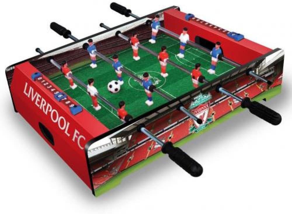 Liverpool F, C, 50,8 cm futbolín Game - A genial objeto/cumpleaños ...