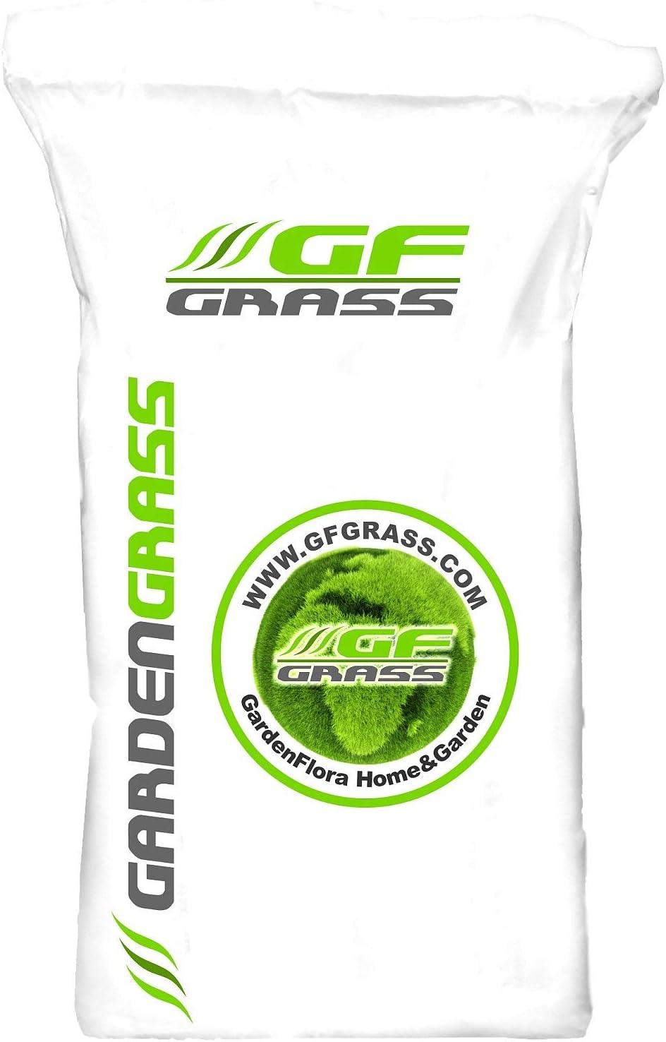 Rasensamen 20 kg Dürreresistenter Rasen Garden Grass Grassamen Rasensaat Saatgut