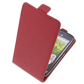 premium selection 8906e 68ab1 Phone case for Doro 8030 flip-style mobile phone cover red