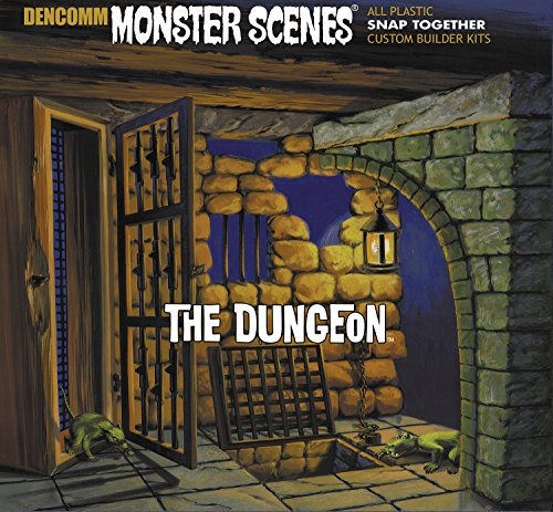 Review The Dungeon Monster Scenes