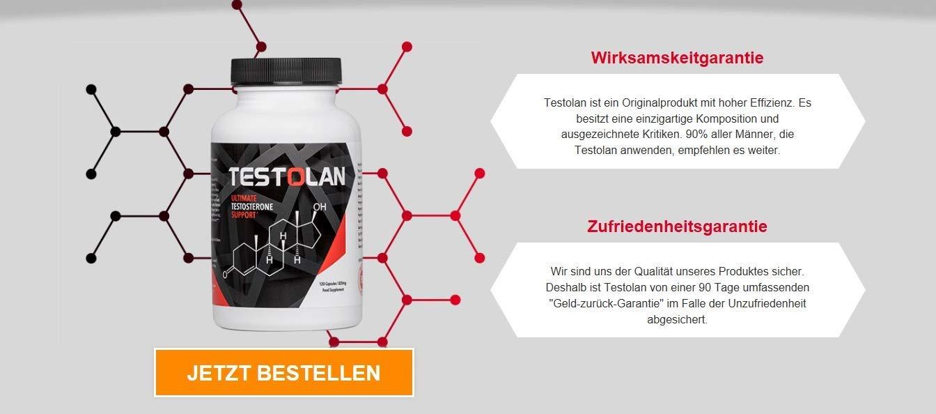 ✅ prueba Olan Premium - testosterona de Booster, verjüngt su cuerpo, aumenta la libido, aporta Vitalidad, grosor & Elan, para todos los hombres a partir de ...