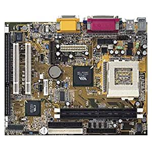 Refurbished-fic fr33e socket 370 motherboard, 2 pci, 1 isa, 1 amr.