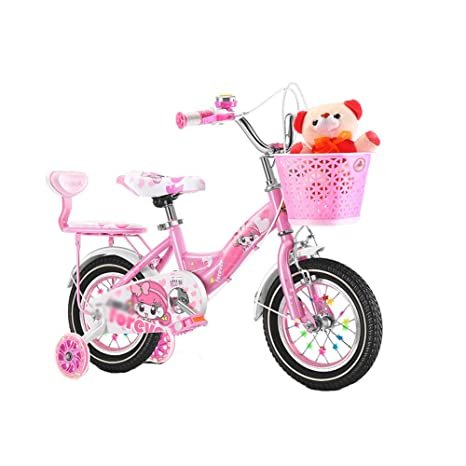 DT Bicicleta para niños de 3 años Bicicleta para bebés 2-4-6 ...