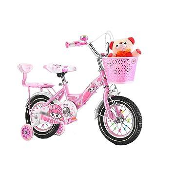 DT Bicicleta para niños de 3 años Bicicleta para bebés 2-4-6-