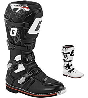 Gaerne Sg 10 Boots Distinct Name White Size 8