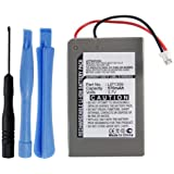 MPF Products 570mAh LIP1359 Battery Replacement Compatible with Sony Playstation 3 PS3 Dualshock 3 Wireless Controller…
