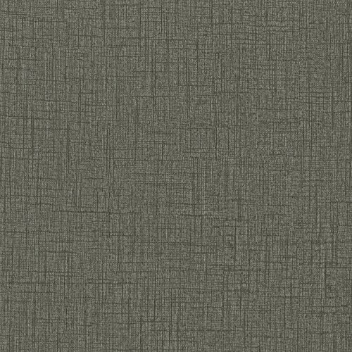 Warner 2741-6045 Halin Cross Hatch Wallpaper, Charcoal Backed Vinyl Wallpaper