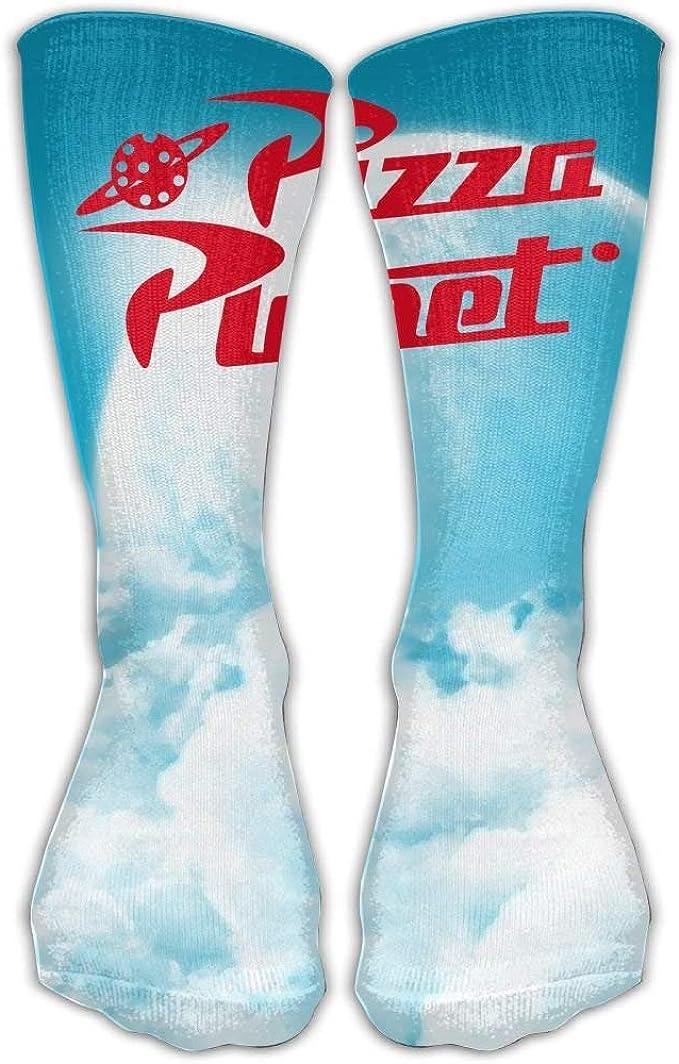Socksforu Calcetines casuales para correr con el mejor rendimiento atlético de Pizza Planet para hombres y mujeres: Amazon.es: Ropa y accesorios