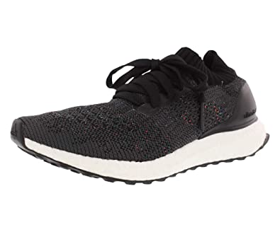432c70015 adidas Ultra Boost Uncaged Running Boys Shoes Size 5.5 Black White