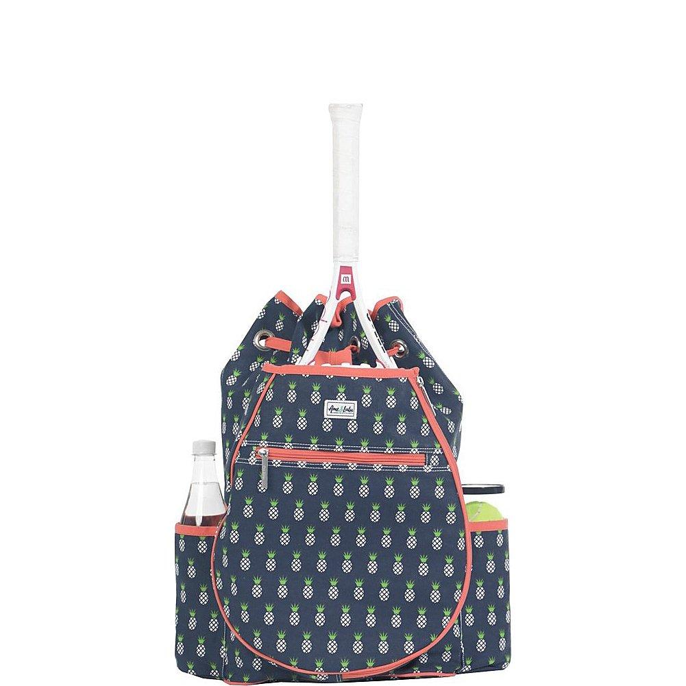 Ame & Lulu Kingsley Tennis Backpack (Pineapple)