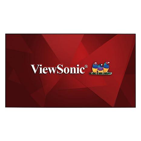 Viewsonic BCP100 Pantalla de proyección Negro 2,54 m (100