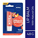 Nivea Fruity Shine Peach Lip Balm